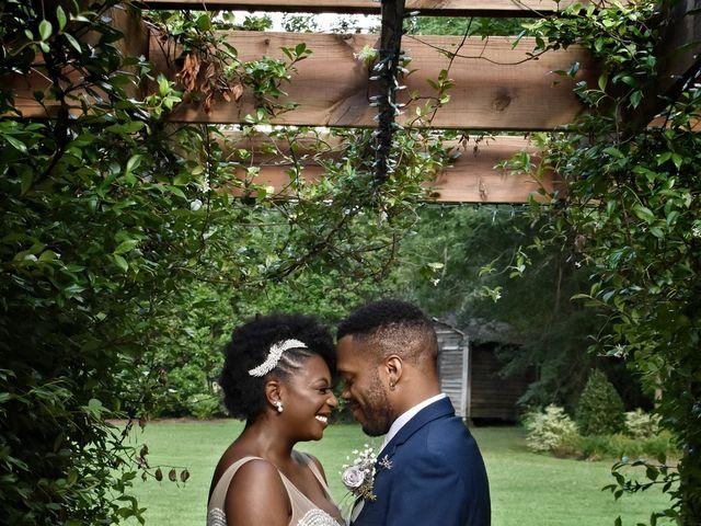 Jalonna and Jamarcus's Wedding in Gilbert, South Carolina 67