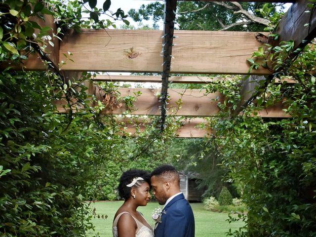 Jalonna and Jamarcus's Wedding in Gilbert, South Carolina 68