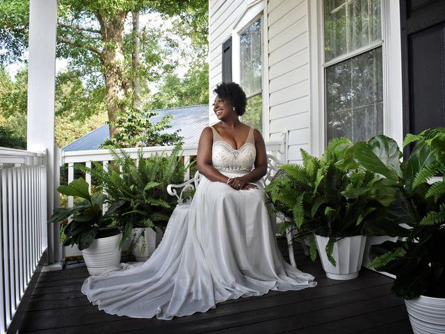 Jalonna and Jamarcus's Wedding in Gilbert, South Carolina 70
