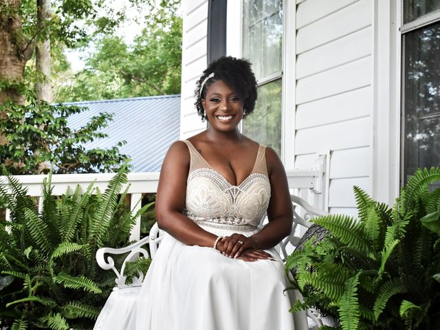 Jalonna and Jamarcus's Wedding in Gilbert, South Carolina 72