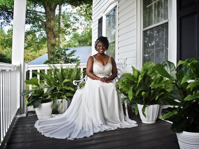 Jalonna and Jamarcus's Wedding in Gilbert, South Carolina 73