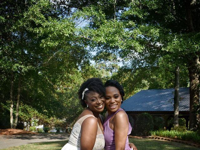 Jalonna and Jamarcus's Wedding in Gilbert, South Carolina 75