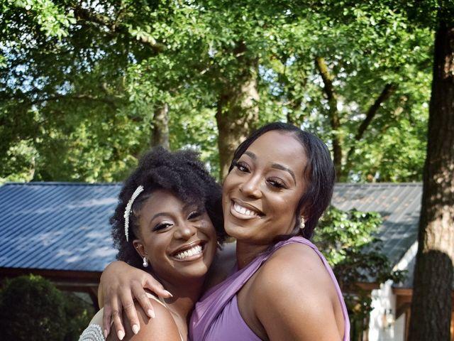 Jalonna and Jamarcus's Wedding in Gilbert, South Carolina 77