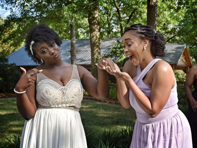 Jalonna and Jamarcus's Wedding in Gilbert, South Carolina 78