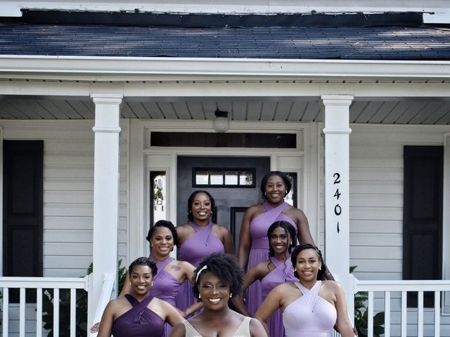 Jalonna and Jamarcus's Wedding in Gilbert, South Carolina 81