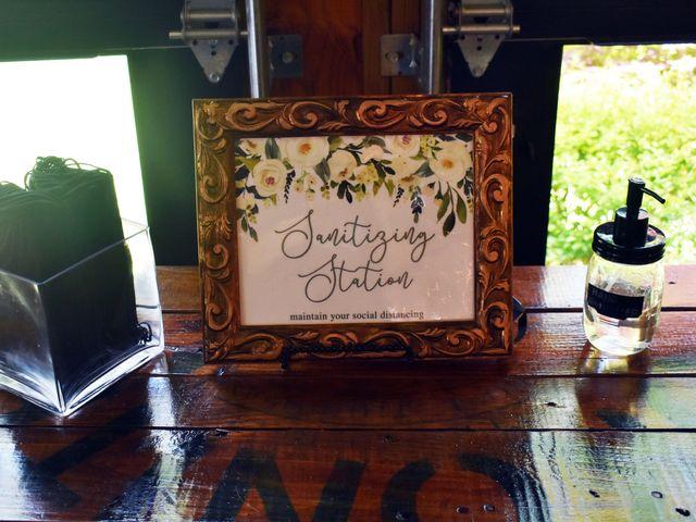 Jalonna and Jamarcus's Wedding in Gilbert, South Carolina 92