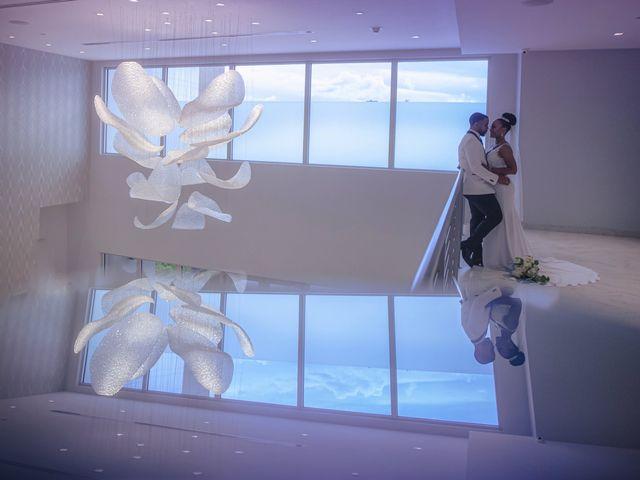Devarge and Brittany's Wedding in Tamarac, Florida 1