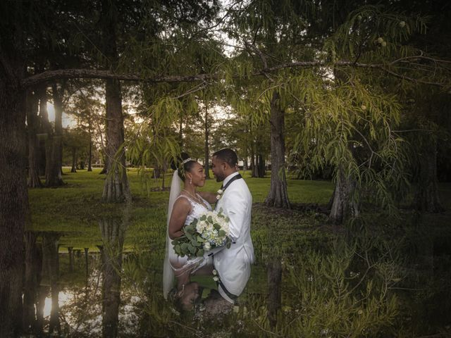 Devarge and Brittany's Wedding in Tamarac, Florida 2