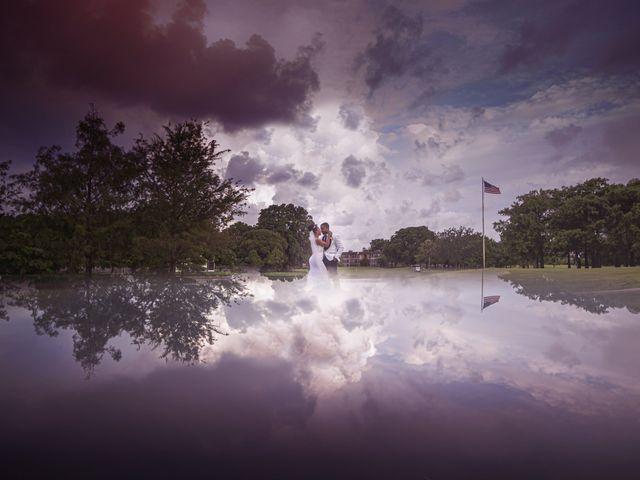 Devarge and Brittany's Wedding in Tamarac, Florida 11