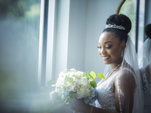 Devarge and Brittany's Wedding in Tamarac, Florida 16