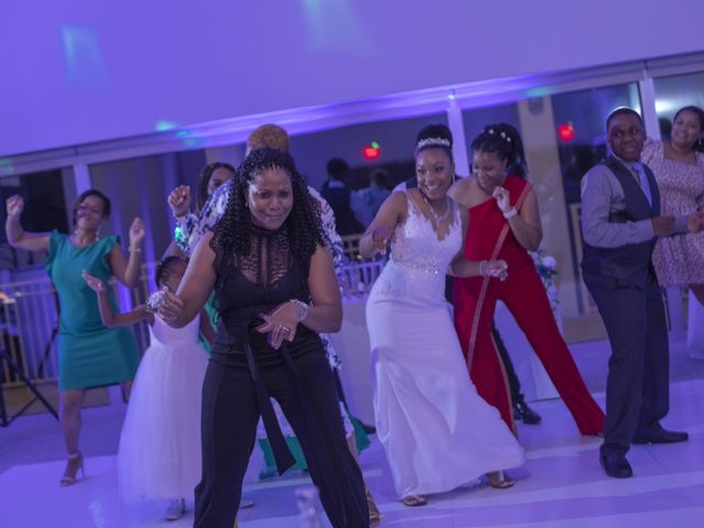 Devarge and Brittany's Wedding in Tamarac, Florida 18