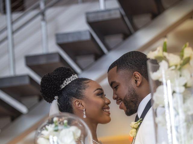Devarge and Brittany's Wedding in Tamarac, Florida 25