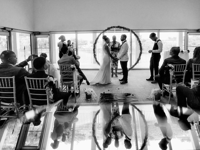 Devarge and Brittany's Wedding in Tamarac, Florida 26