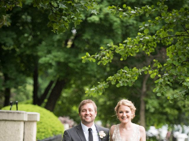 Cara and Kevin's Wedding in North Chicago, Illinois 13