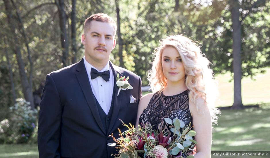 Jordan and Michal's Wedding in Eaton Rapids, Michigan
