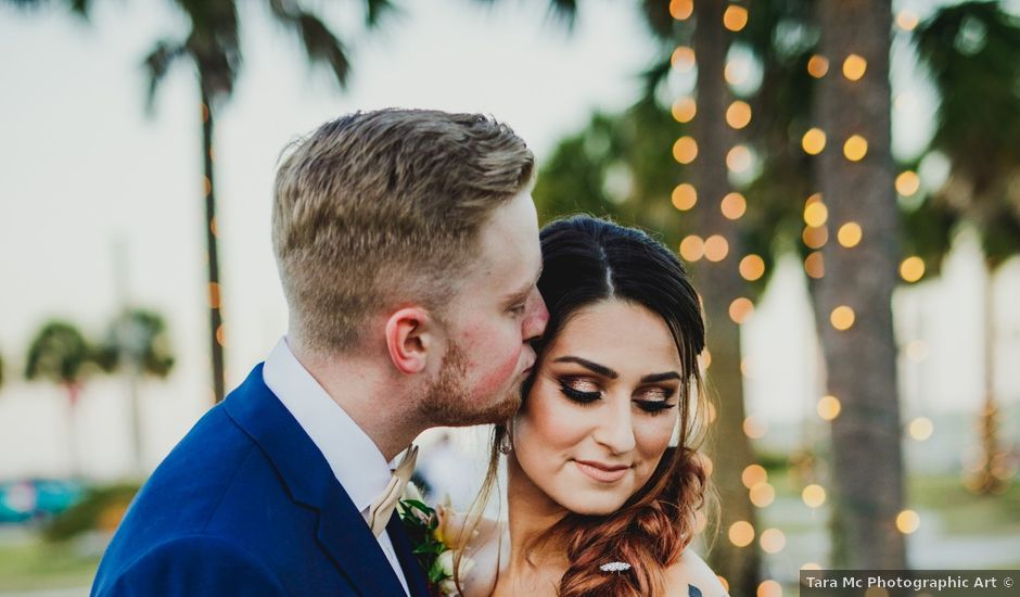 Chase and Taylor's Wedding in Saint Augustine, Florida