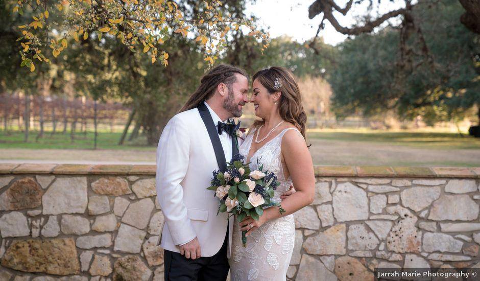 Matt and Janice's Wedding in Austin, Texas