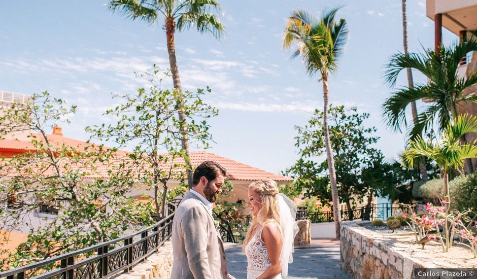 Chad and Hillary's Wedding in Cabo San Lucas, Mexico