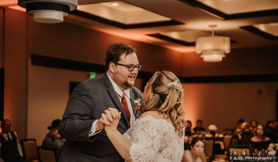 Jessica and Alex's Wedding in Lafayette, Indiana