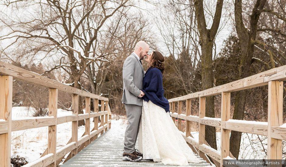 Andy and Liz's Wedding in Lisle, Illinois