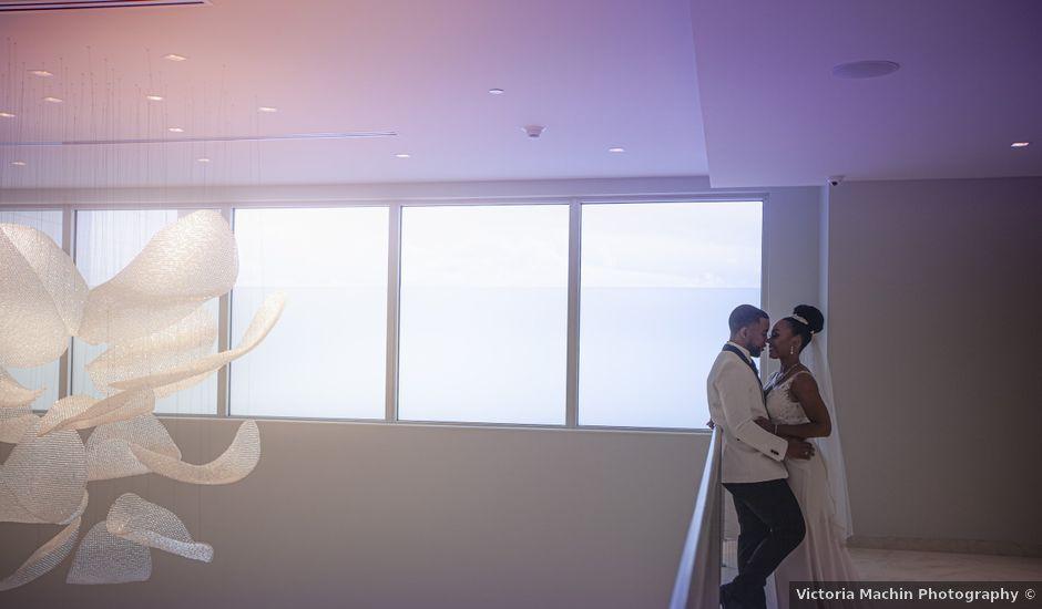Devarge and Brittany's Wedding in Tamarac, Florida