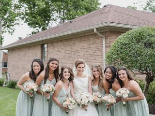 Nina and Ryan's Wedding in Troy, Michigan 3