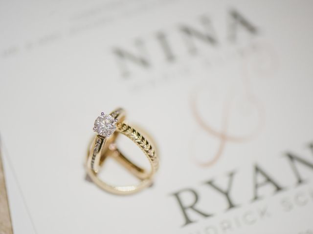 Nina and Ryan's Wedding in Troy, Michigan 1