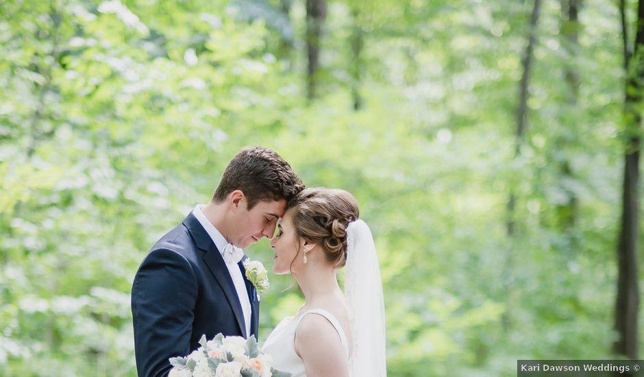 Nina and Ryan's Wedding in Troy, Michigan
