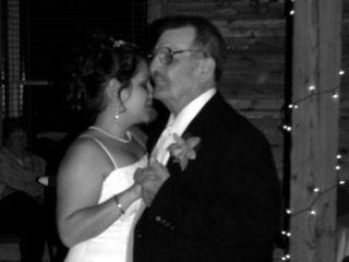 The wedding of James and Rachel 3