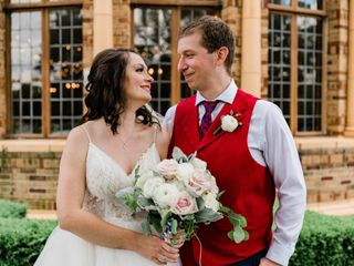 The wedding of Kendra and Nick