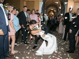 The wedding of Claire and Garrett 1