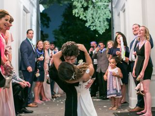 The wedding of Claire and Garrett 2