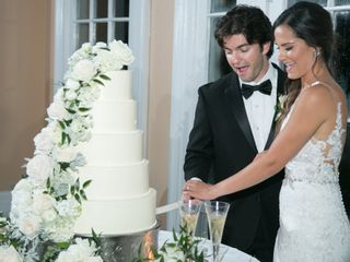 The wedding of Claire and Garrett