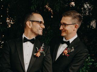 The wedding of Joe and Ryan 3