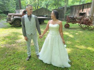 The wedding of Logan and Benjamin 2