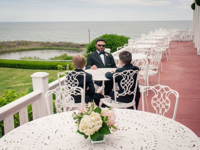 Brian and Laura's Wedding in Block Island, Rhode Island 5