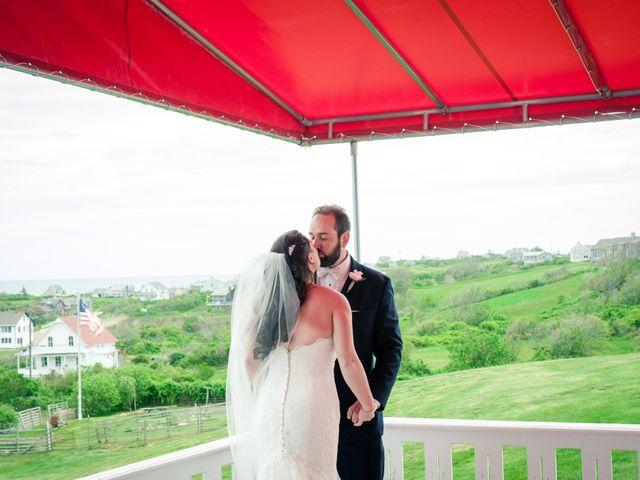 Brian and Laura's Wedding in Block Island, Rhode Island 7