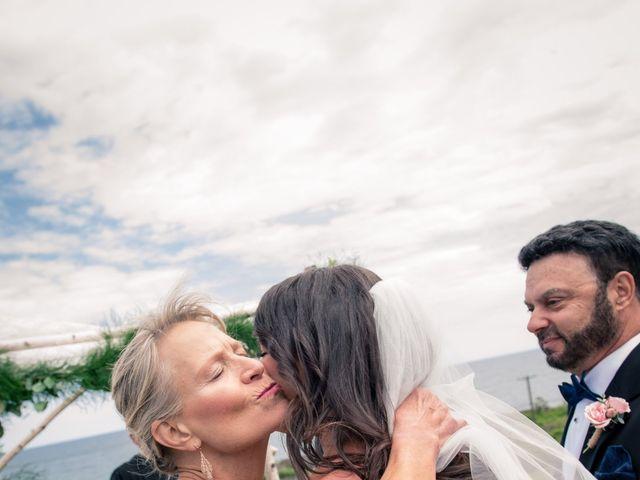 Brian and Laura's Wedding in Block Island, Rhode Island 18