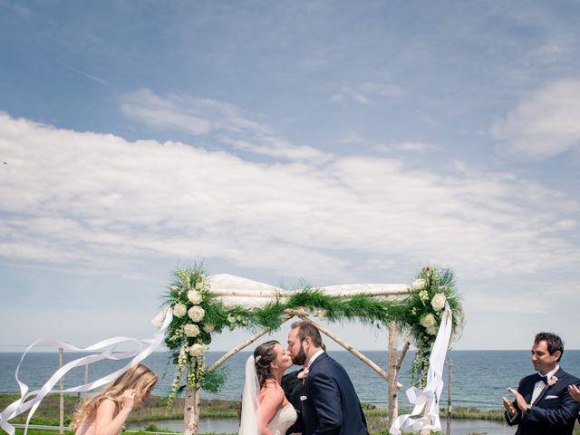 Brian and Laura's Wedding in Block Island, Rhode Island 22