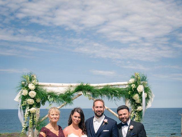 Brian and Laura's Wedding in Block Island, Rhode Island 23