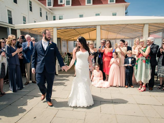 Brian and Laura's Wedding in Block Island, Rhode Island 25