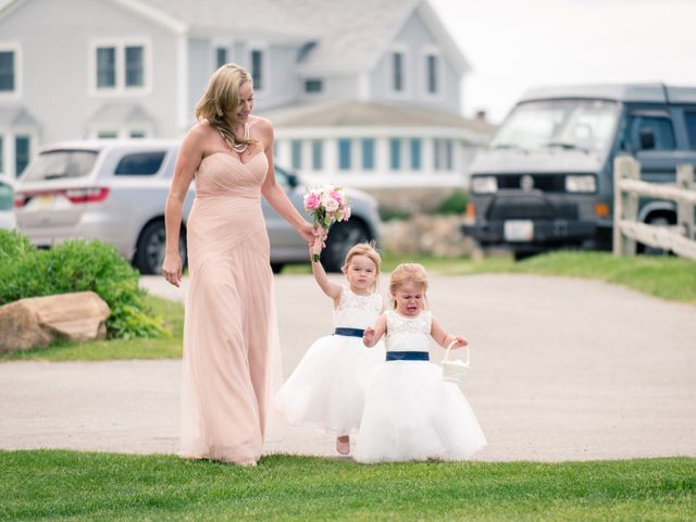Brian and Laura's Wedding in Block Island, Rhode Island 32