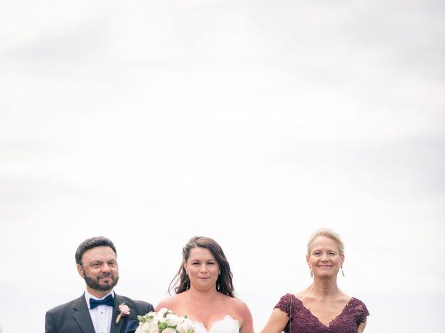 Brian and Laura's Wedding in Block Island, Rhode Island 33