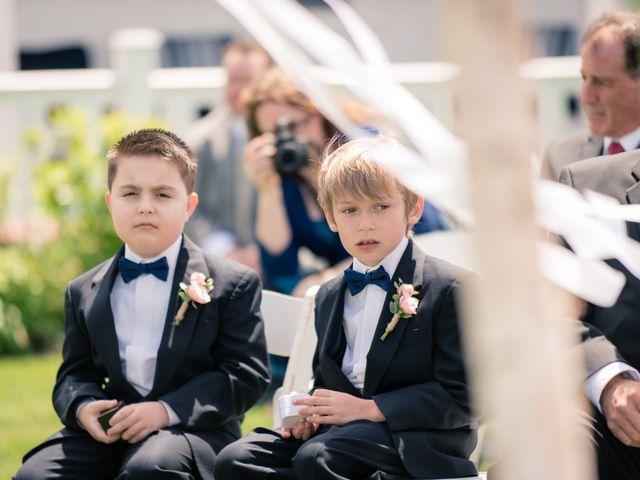 Brian and Laura's Wedding in Block Island, Rhode Island 35