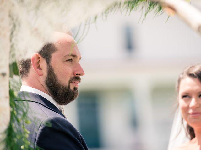 Brian and Laura's Wedding in Block Island, Rhode Island 36
