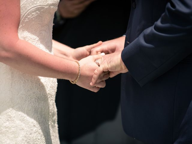 Brian and Laura's Wedding in Block Island, Rhode Island 37