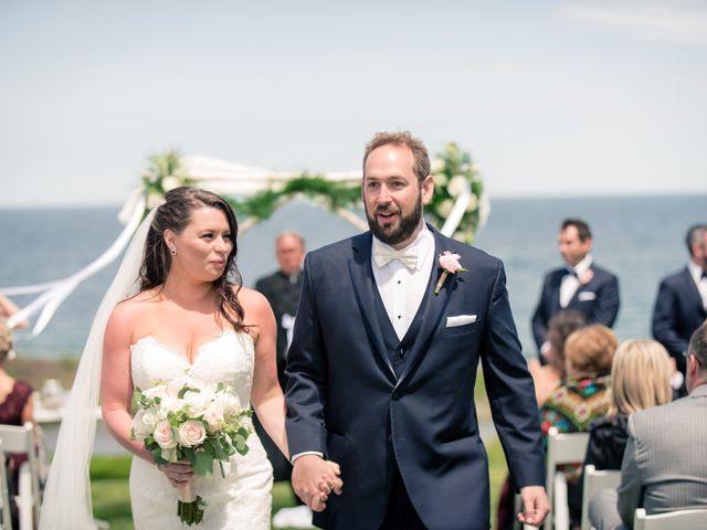 Brian and Laura's Wedding in Block Island, Rhode Island 38
