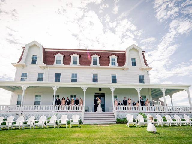 Brian and Laura's Wedding in Block Island, Rhode Island 39