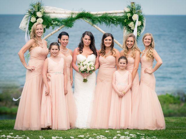 Brian and Laura's Wedding in Block Island, Rhode Island 42