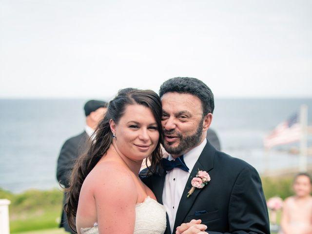 Brian and Laura's Wedding in Block Island, Rhode Island 44